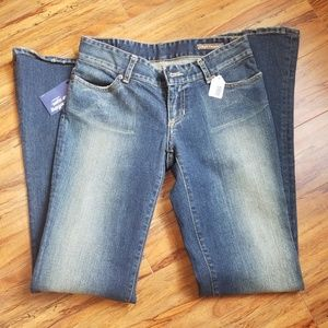Chip n Pepper Hassel Hoff Jeans NWT 28 flare